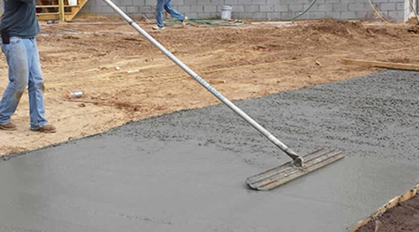 Concrete Contractor Work Ocala FL