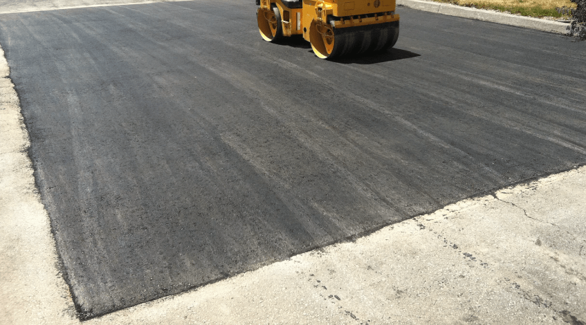 Parking Lot Paving Ocala FL 3